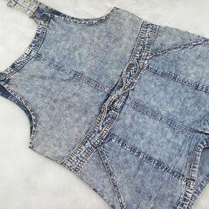 Mudd short overalls